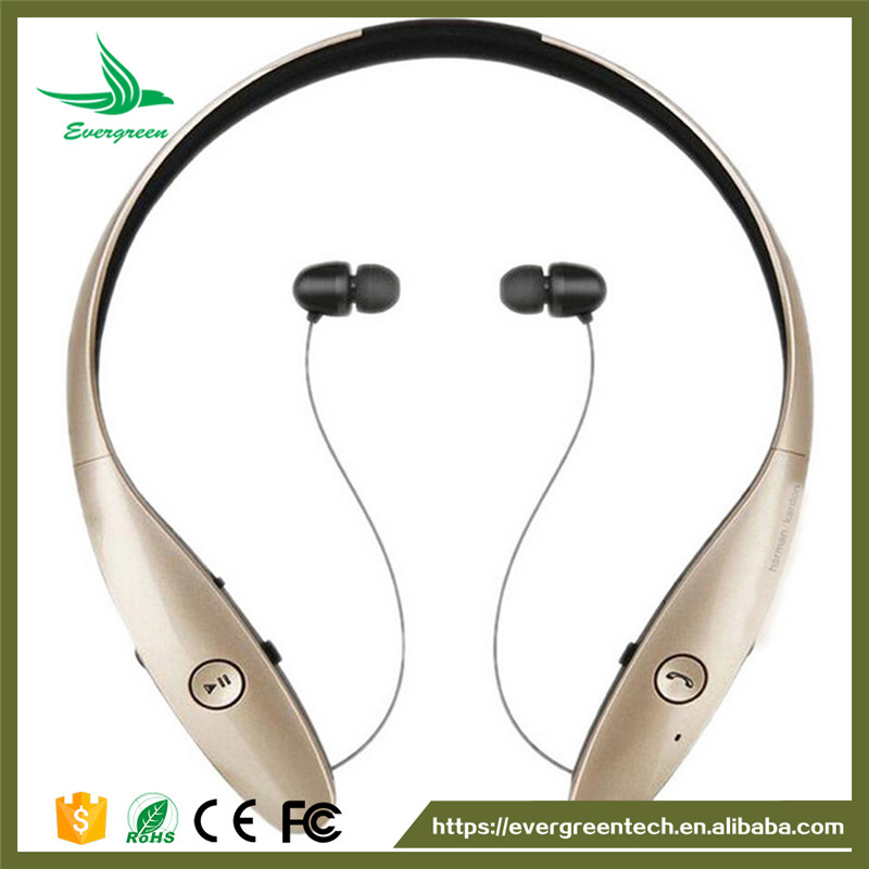 Evergreentech High Quality HBS 900 Bluetooth Headset Bluetooth 4.0 Headphone Wireless Stereo Earphone Wholesale Electronics