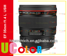 GENUINE NEW Canon EF 35mm F/1.4L F1.4 L USM Wide-Angle Autofocus Lens
