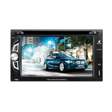 Touch Screen 6.2'' 2Din Car DVD Player