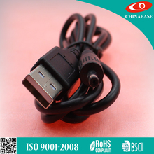 Competitive price USB to 3.5*1.35mm DC Barrel Connector Power Cable
