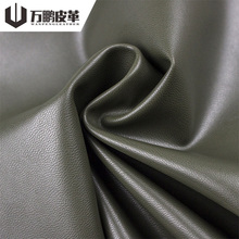 Manufacturers Selling Eco Leather Material Sheep Nappa Pattern Water Based Pu Synthetic Leather