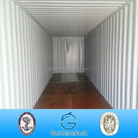 40 feet new hq golden container shipping price to new york