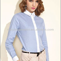 High Quality Long Sleeve Contrasting Color
