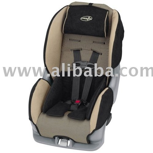 Evenflo Tribute 5 Convertible Baby Car Seat Fleetwood
