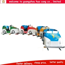 Amusement park electric train / mini shuttle rides / rotation cars for selling