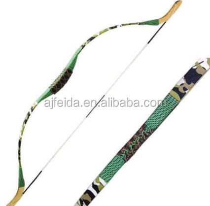 FD-16912Factory direct hunting wooden bow and arrows for sale china compound bow