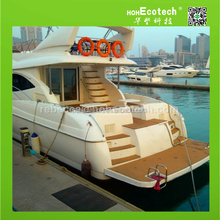 waterproof boat deck outdoor deck floor covering wpc flooring