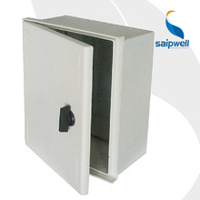 300*250*140mm Industrial IK08 SMC/Fiberglass Electrical Cabinet Plastic Battery Enclosure