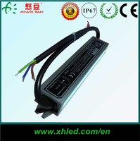 Best selling CE ROHS Approved 20W Constant Voltage 12V Waterproof LED Driver IP67