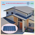 stone coated metal roofing tile 1340*420