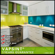 wholesale cabinets PVC kitchen and kitchen cabinet glass doors