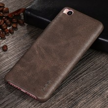 Xlevel Hotselling Wholesaler leather phone case For Xiaomi 5S