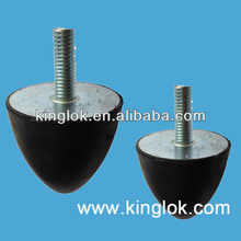 Rubber vibration damper with screw Anti Vibration Rubber Mounts