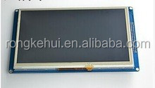 7 inch TFT LCD module drive resolution of 800 * 480 51 single-chip microcomputer with touch screen module
