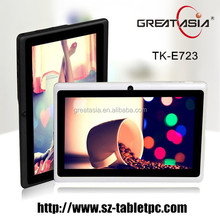 tablet paypal A33 android 4.4 512mb/4gb two camera bluetooth