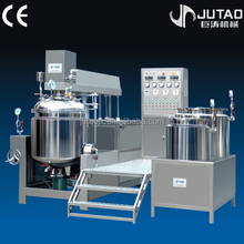 high shear vacuum mixer with optimum dispersion results