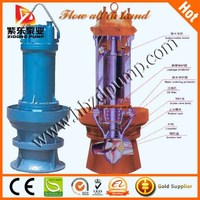 sea water axial flow pumps / ce passed/bronze impeller