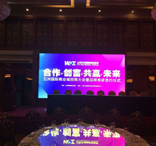 Indoor Outdoor Full Color HD P3.9 Rental LED Display
