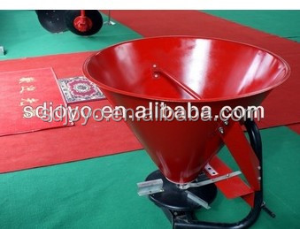 joyo CDR serise tractor mounted granular fertilizer spreader