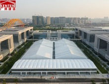 Canton Fair Supplier Large Outdoor Exhibition Event Tent