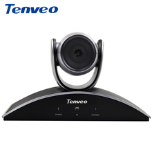 Tenveo wide angel camera/ptz controller tabletop video conference 720p free driver hd webcam