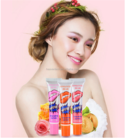 Heaven brand new design instock overstock Cosmetics wholesale China asessences moisturizing lip 15g lip gloss
