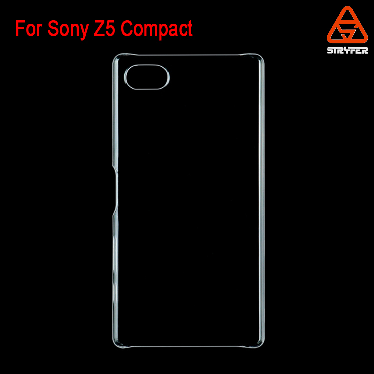 New products 2016 mobile phone for Sony Z5 Compact case, phone accessories for Z5 Mini pc ultra slim case