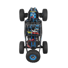 high speed mini rc buggy