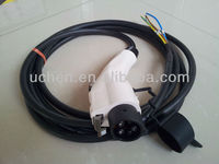 32Amp 240V SAE J1772 Electric vehicle chademo connector