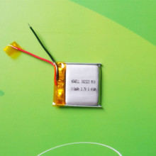 UL IEC62133 approved 032323 3.7V 110mah Li-polymer battery