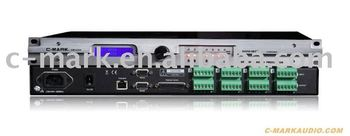 professional DSP audio processor for sound system
