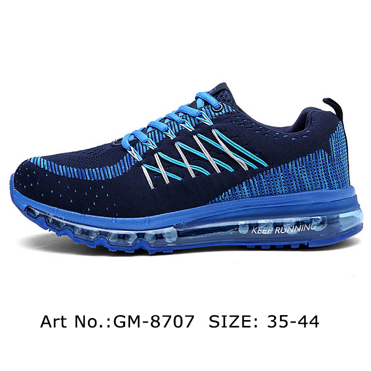Free Running Flyking Upper Shoe Air Sport Shoes For Men