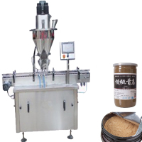 Single Head Dry Powder Filling Machine