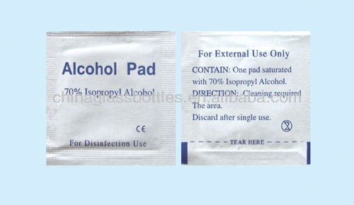 Medical Alcohol Pad/Alcohol Prep Pad