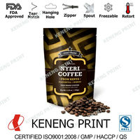 Coffee Powder/Bean Packing Bag/Pouch Manufacturer