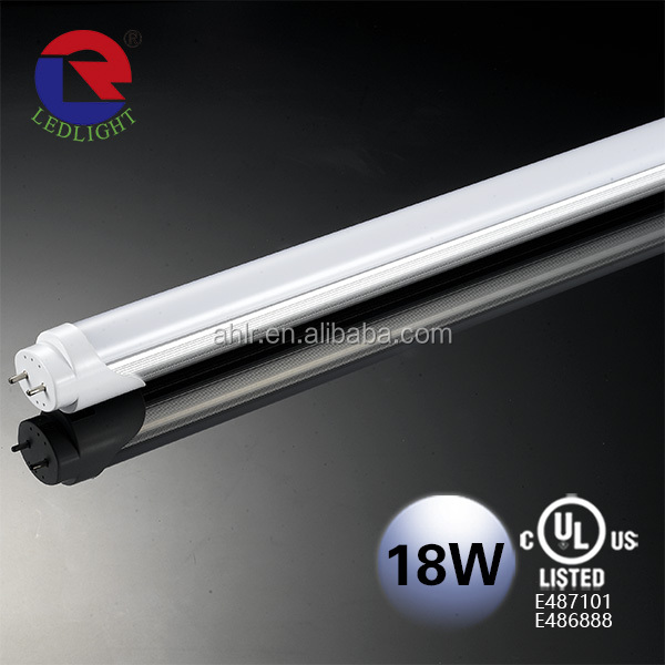 warm white 3500k color t8 led tube 18w/ 120cm led tube light t8