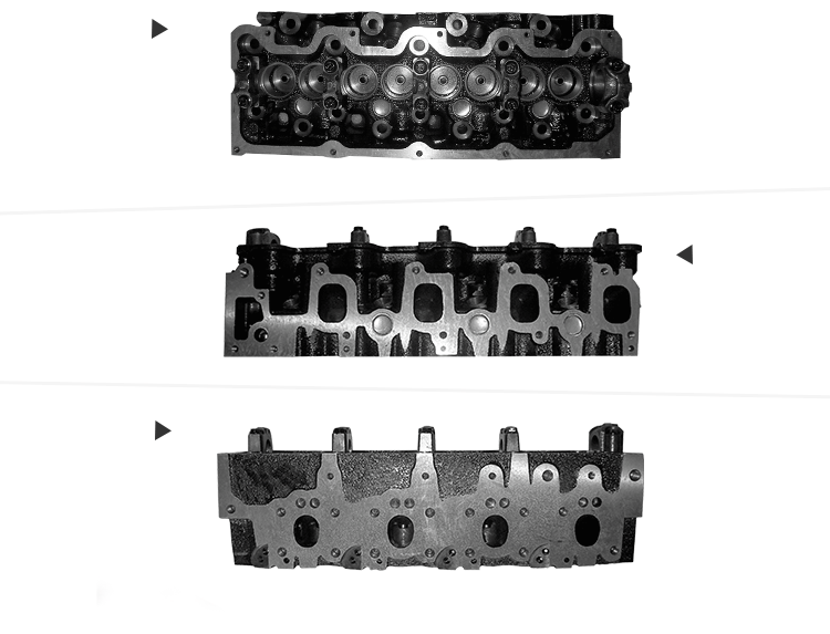 2017 best quanlity Cylinder Head for toyota Land Cruiser Hilux Pickup 2.8D Car Parts 3L Diesel Engine