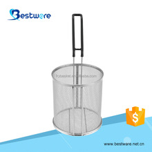 Hot Sale Standard Style Stainless Steel 201 Wire Mesh Pasta Colander