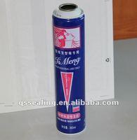 empty aerosol can for Hair spray