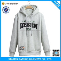Hot Sale Cotton Polyester Mens Fashion Hoodie With Hood
