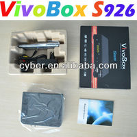 free iks sks satellite receiver for South America vivobox S926 better than azbox bravissimo