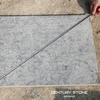 Flamed Chinese blue limestone stepping stone