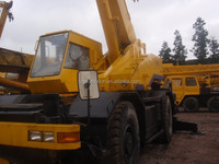 Japan used rough terrain crane Tadano 25t TR250 for sale