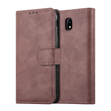 3 Card Holder PU Leather Wallet Case Flip Cover For Samsung Galaxy J5 2017 Eu Versions