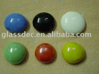 colored gem beads and glass beads for holidays