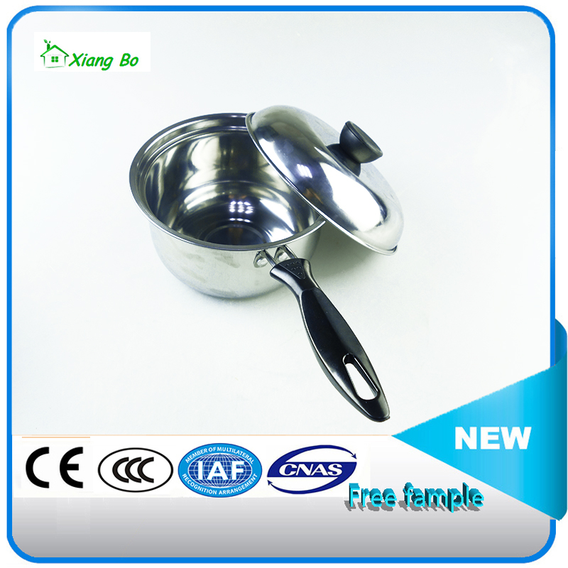 Promotional hand pan/cooking pot with mixer/ cook pan