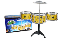 New style fashion kids inflatable indian drum sets