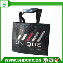 2015 newest fashion pp non woven laminated shopping bag