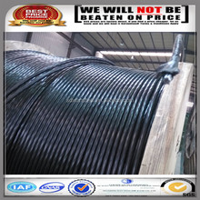 pvc coated galvanized steel wire rope/ guy wire /cable