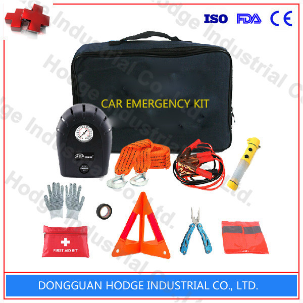 Roadside car emergency bag Auto emergency tool kit